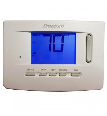 Termostato de Ambiente 2H/1C Braeburn 3020