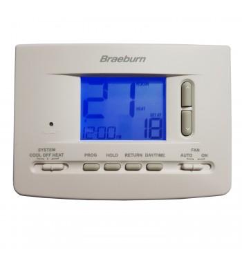 Termostato de Ambiente Programable 1H/1C Braeburn 2020
