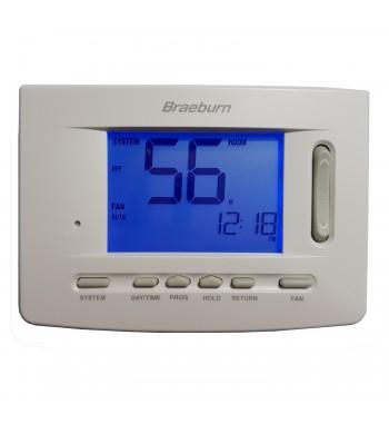 Termostato de Ambiente Programable 2H/1C Braeburn 5020