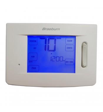 Termostato de Ambiente Programable Tactil 1H/1C Braeburn...