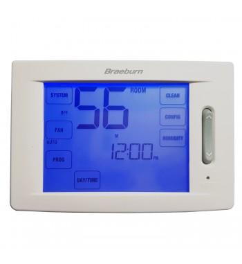 Termostato de Ambiente Programable Tactil 4H/2C Braeburn...