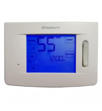 Termostato de Ambiente Programable Wifi BlueLink 3H/2C...