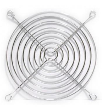 """Rejilla Metalica 4"""" Pulgadas Para Cooler De 120mm X 120mm"""