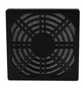 """Rejilla Para Cooler Plastica Con Filtro Lavable 4"""" 12x12cm"""