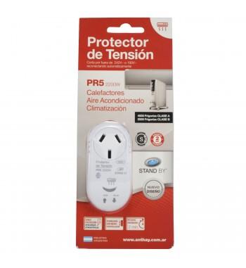 Protector de Tension 2200W Calefactores Aire...