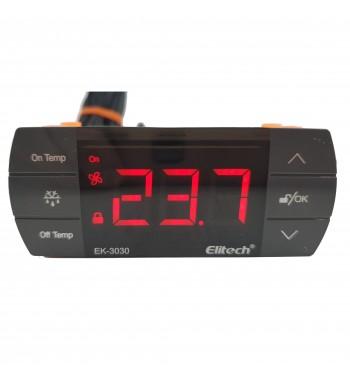 Combistato Con 2 Sensores Descongelamiento 220V -40º Y...