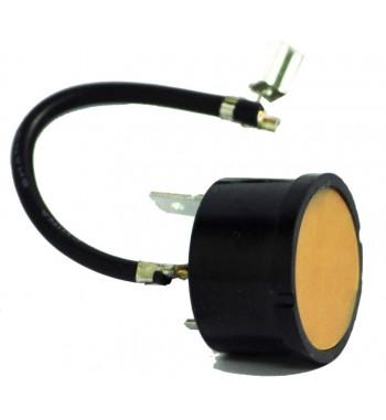 Protector Termico 1/5 HP para compresor tipo klixon