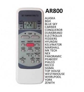 Control Remoto Multicodigo AR800