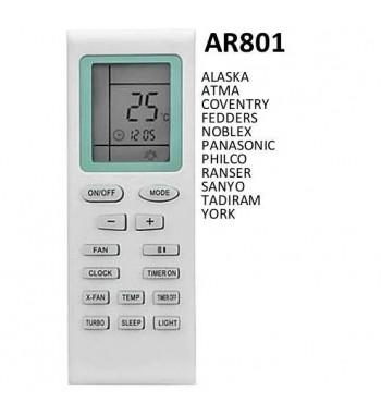 Control Remoto Multicodigo AR801