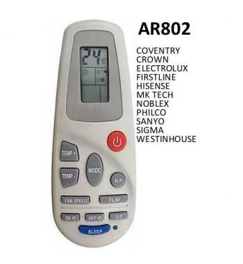 Control Remoto Multicodigo AR802