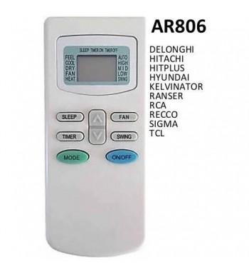 Control Remoto Multicodigo AR806