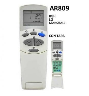 Control Remoto Multicodigo AR809