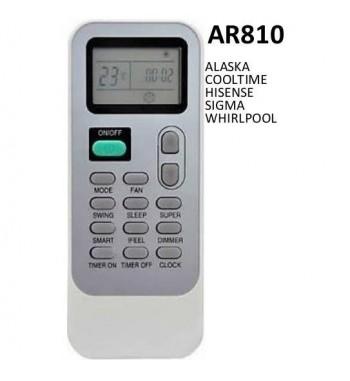 Control Remoto Multicodigo AR810