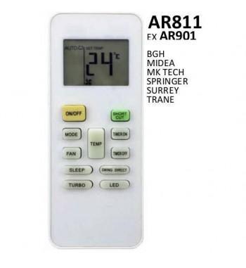 Control Remoto Multicodigo AR811