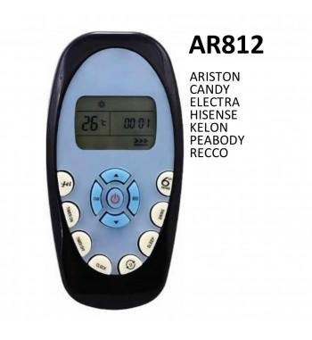 Control Remoto Multicodigo AR812