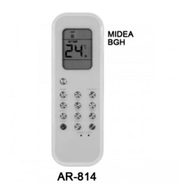 Control Remoto Multicodigo AR814