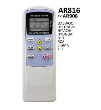 Control Remoto Multicodigo AR816