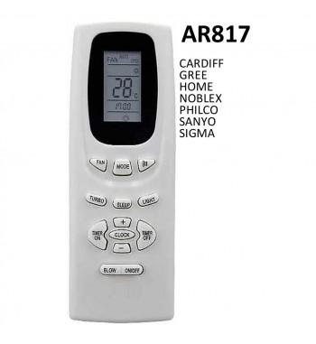 Control Remoto Multicodigo AR817