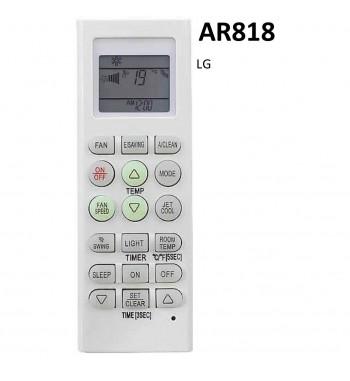 Control Remoto Multicodigo AR818