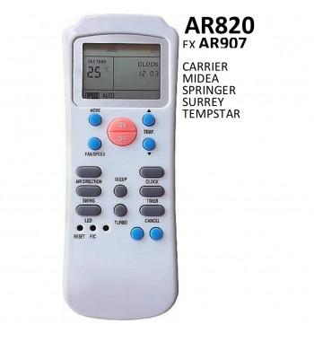 Control Remoto Multicodigo AR820