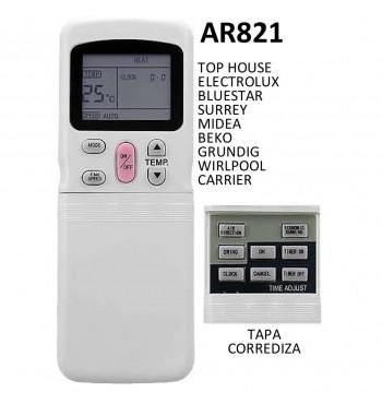 Control Remoto Multicodigo AR821