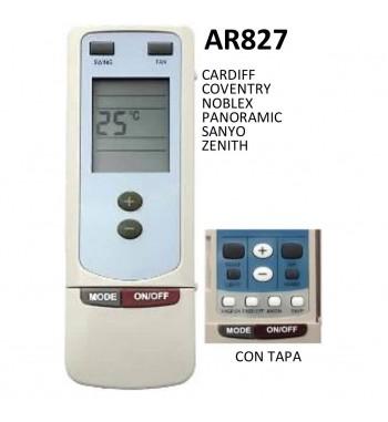 Control Remoto Multicodigo AR827
