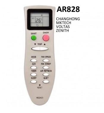 Control Remoto Multicodigo AR828