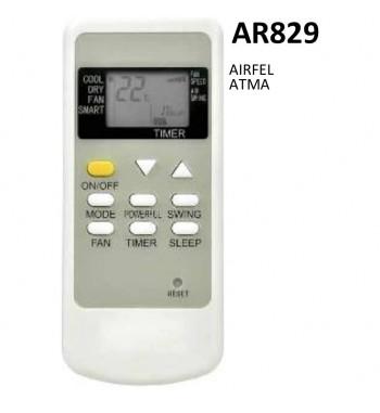 Control Remoto Multicodigo AR829