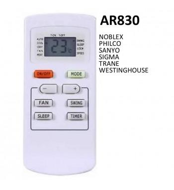 Control Remoto Multicodigo AR830