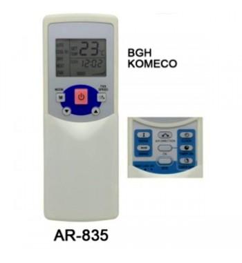 Control Remoto Multicodigo AR835