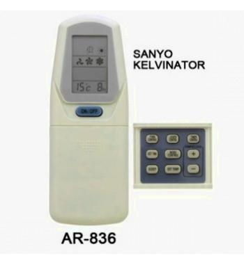 Control Remoto Multicodigo AR836