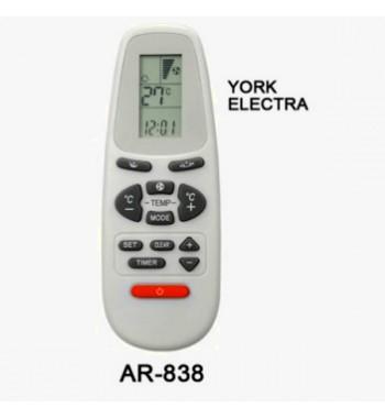 Control Remoto Multicodigo AR838