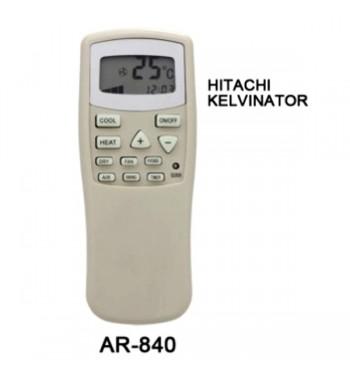 Control Remoto Multicodigo AR840