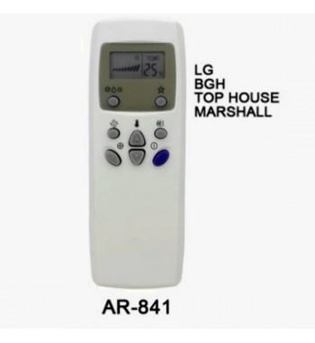 Control Remoto Multicodigo AR841