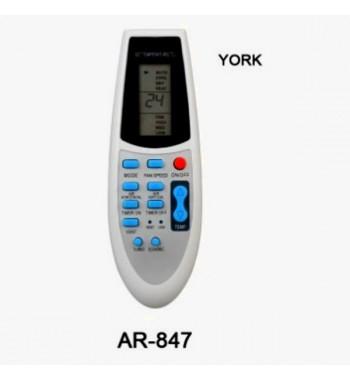 Control Remoto Multicodigo AR847