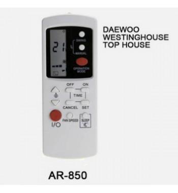 Control Remoto Multicodigo AR850