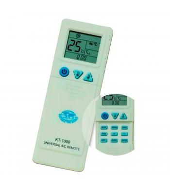 Control Remoto Universal para Aire Acondicionado KT-1000
