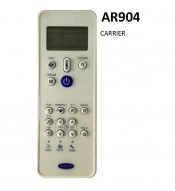 Control Remoto Original Con Soporte Carrier AR904