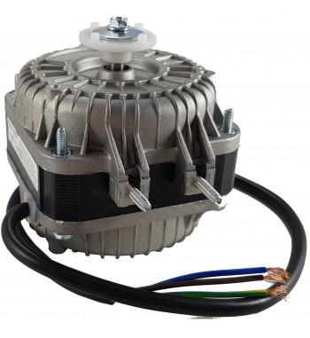 Motor Forzador Heladera Comercial 70W Pala 254mm 220v...