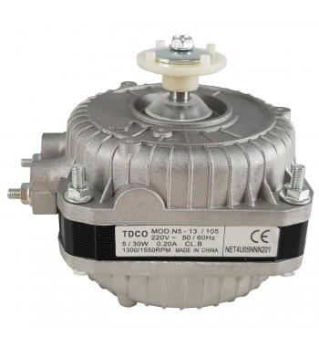 Motor Forzador Ventilador Heladera Comercial De 5/30w...