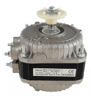 Motor Forzador Ventilador Heladera Comercial De 16/60W...