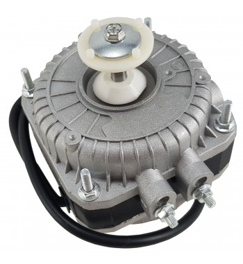 Motor Forzador Ventilador Heladera Comercial De 10/40W...