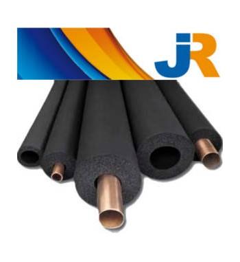 Tubo Aislante Negro JR por tira de 1.83 mtrs 3/8 9mm