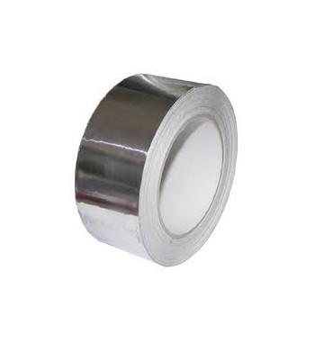 Cinta Aluminio Con Adhesivo 50mm x 50mtrs EURO Tape