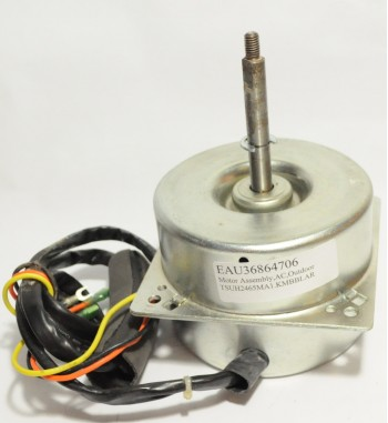 Motor Condensadora LG Eje 12mm EAU36864706