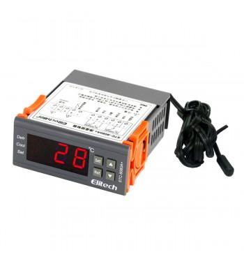 Combistato 1 Sensor Alarma Descongelamiento STC-8080A+