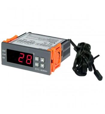 Combistato 1 Sensor Alarma Descongelamiento STC-8080H