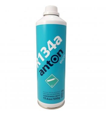 Garrafa de Gas R134a Anton Refrigerante 500gr