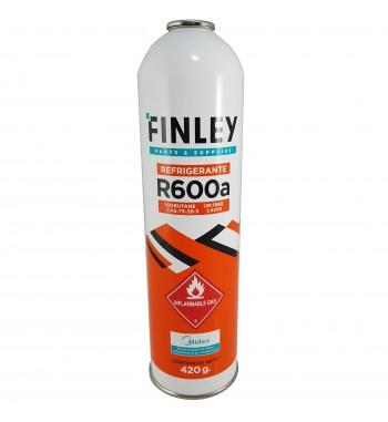 Garrafa de Gas R600a FINLEY Refrigerante 420 g