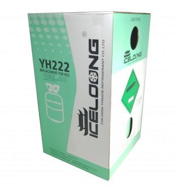 Garrafa de Gas YH222 ICELOONG Refrigerante por 10,900KG